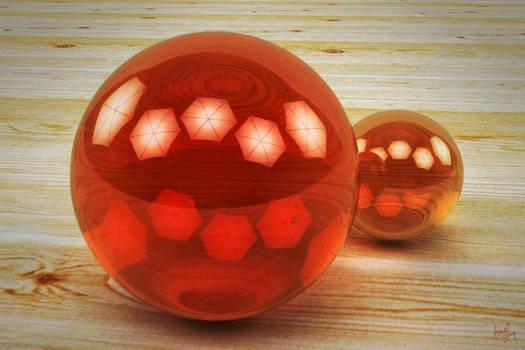 Spheres in Studio