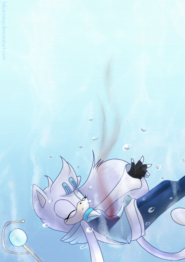 That sinking feeling... by hikariviny