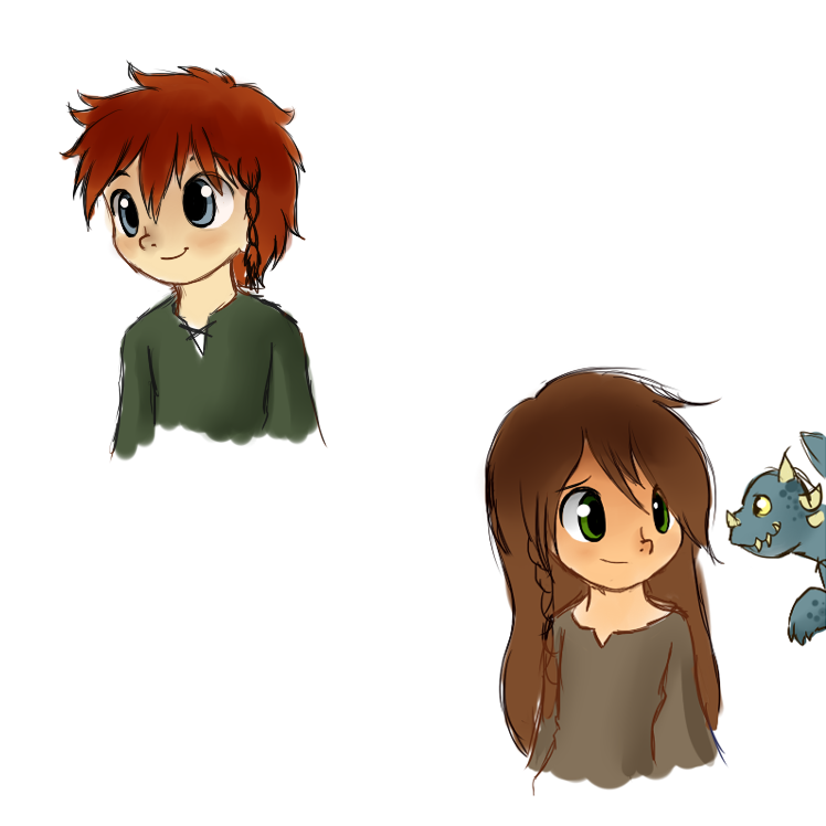 Hiccup and astrid kids by hikariviny on deviantart hiccup and astrid kids by hikariviny ccuart Image collections