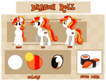 Dragon Roll Reference