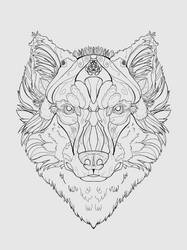 Timber Wolf by Firimil