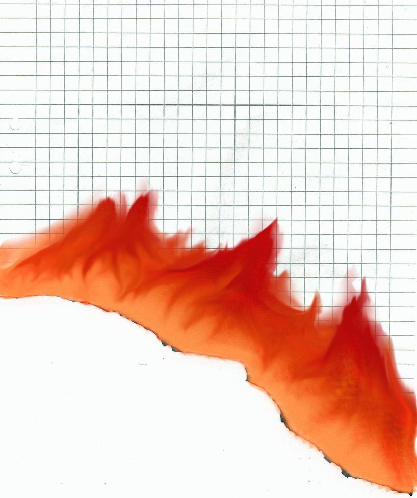 Burning Paper Texture Burning Paper Texture by