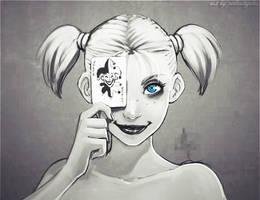 'Harley - Blue eyes.