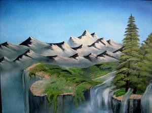 vertigo falls