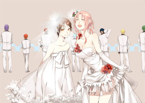 It's time to get married?