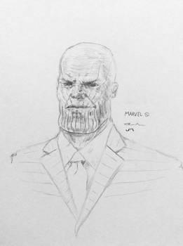 Sketch 05, Sopranos by JM-Artistries