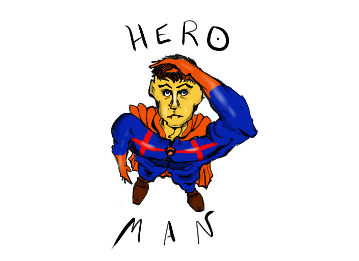 Hero Man! by Labyrinther