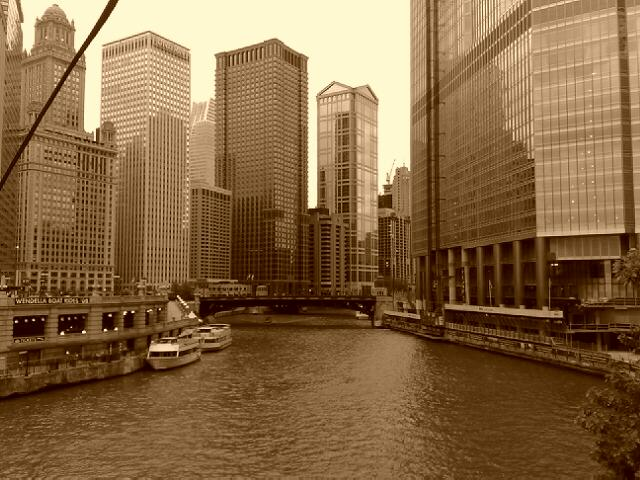 My view of Chicago 2 by trbmak