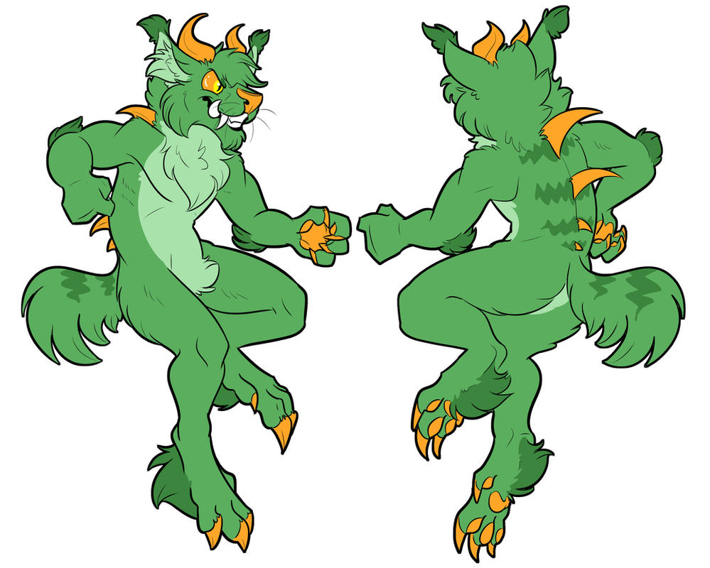 Mean Green Friend by StupidShepherd