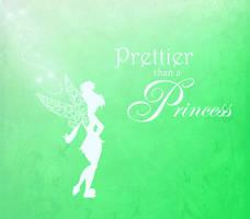 Prettier Than A Princess