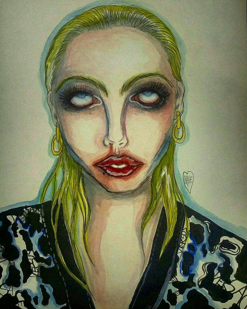 Gaga's Fashion Guard by velmenni