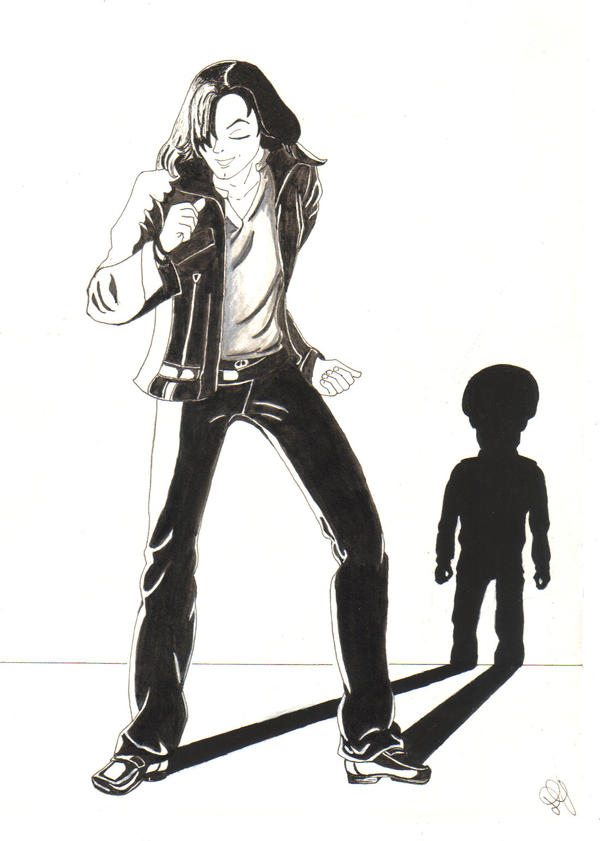 RIP Michael Jackson. by bupple