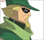 Green Arrow - Corel Draw
