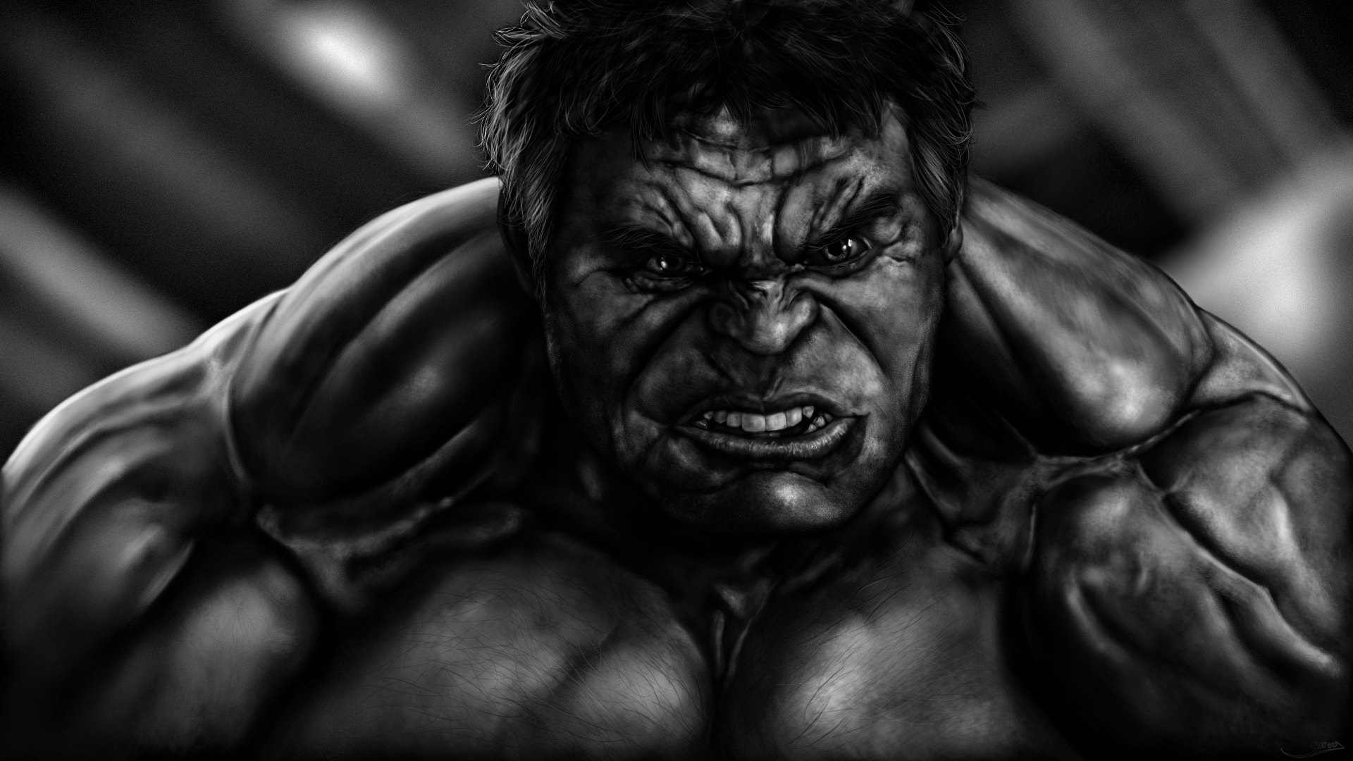 Angry Hulk by Giova94 on DeviantArt
