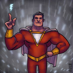 Shazam by GiovaBellofatto