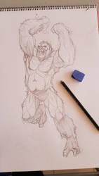 Another Ape by GaraKan