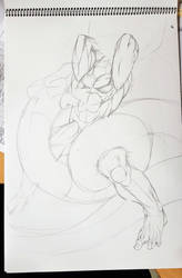 Frank's Snake between the legs theme by GaraKan