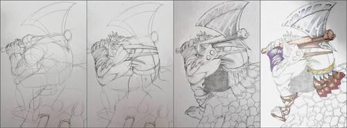 Post Thor Ragnarok by GaraKan