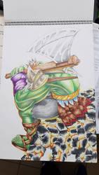 Post Thor Ragnarok done by GaraKan