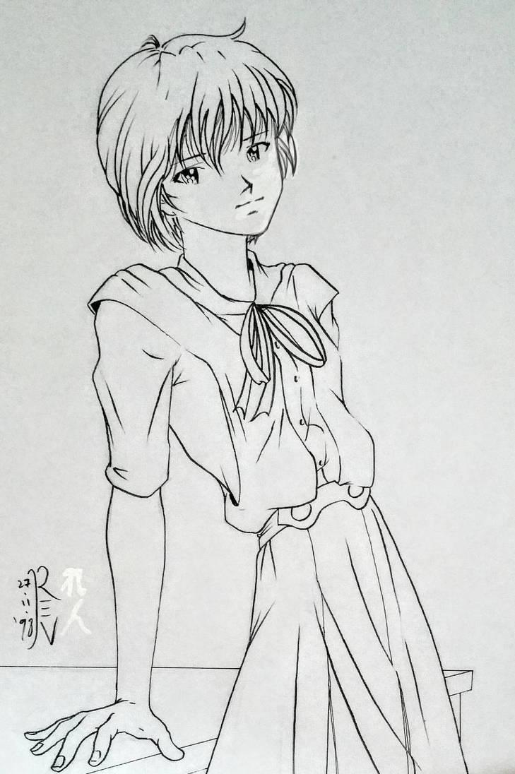 Rei fixed by GaraKan