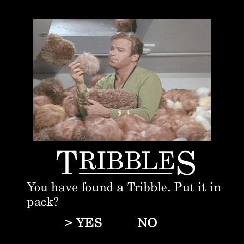 Star Trek DMP - Tribbles by Maddy271