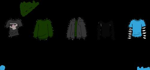 Dakotas new clothing choice