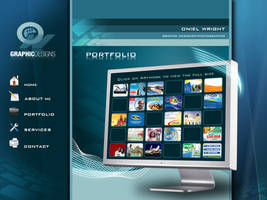 porfolio page