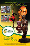Jamaican culture poster