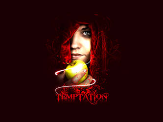 Temptation wallpaper by owdesigns