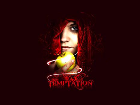 Temptation wallpaper