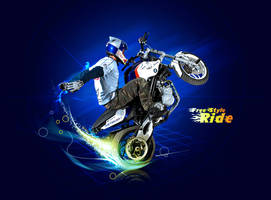 freestyle Ride by owdesigns