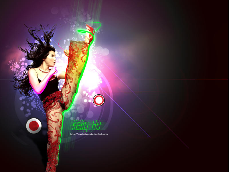 kelly hu wallpaper. Kelly Hu Wallpaper by
