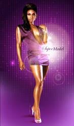 Super Model by owdesigns