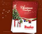Christmas catalogue cover