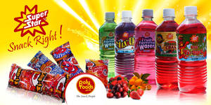 Poly foods banner
