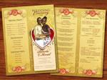my friend wedding program