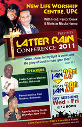 conference Flyer by owdesigns