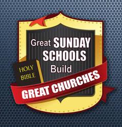 Sunday School Sign by owdesigns