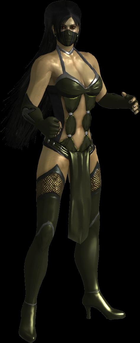 WHO ARE YOU!? (Mortal Kombat OC art) | Mortal Kombat! Amino