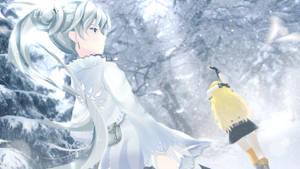 Weiss Schnee by Sculp2