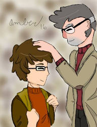 FordRick Pines Valentino and Ford Pines Request by AmberJemmy