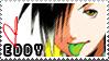 Stamp - Eddy fan by EphemeralComic
