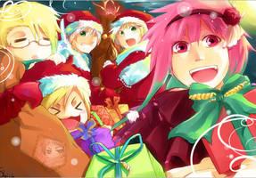 Ephemeral - Christmas cliche by EphemeralComic