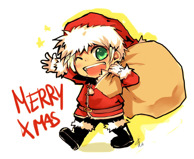 Image Result For Christmas Cartoon Caharacter