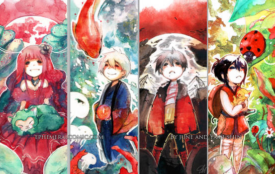 BOOKMARKS Preview