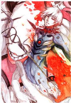 Kaworu for Shini