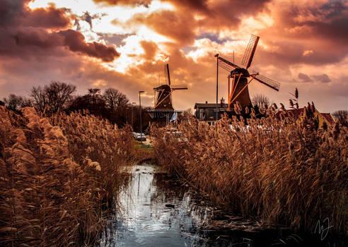 Amsterdam / Windmills
