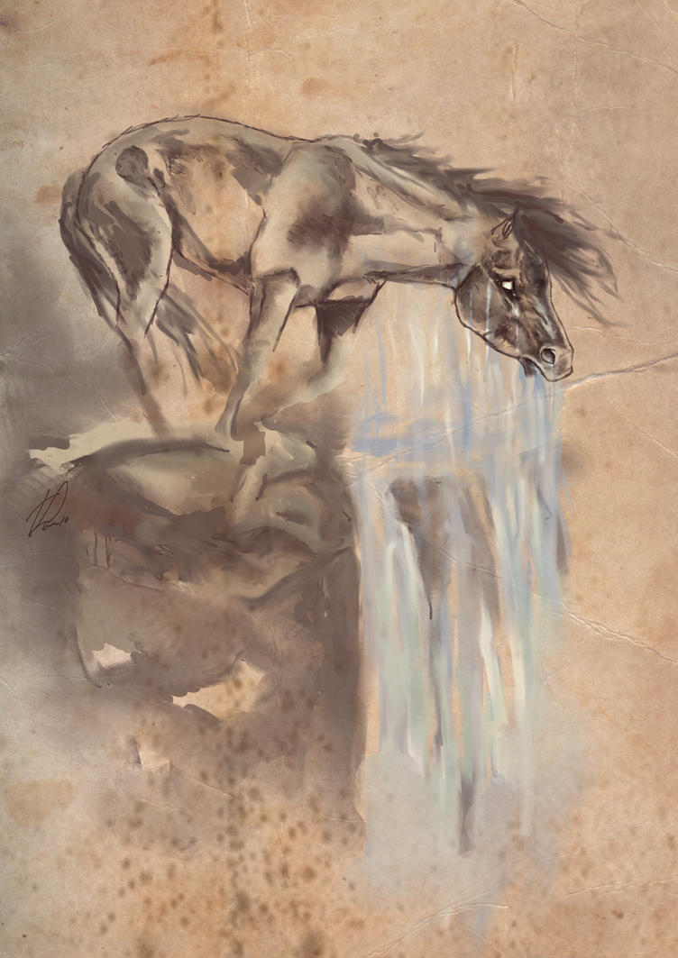 Equus sanguinis. by FindAnotherWay2Dance