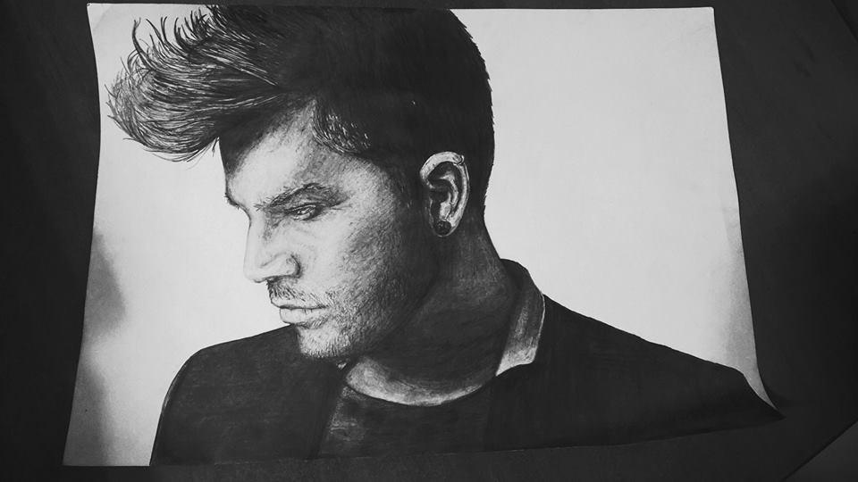 Adam Lambert by charon454