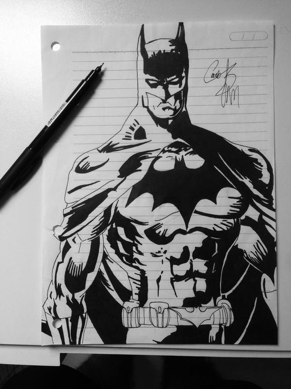 batman by zezimcj